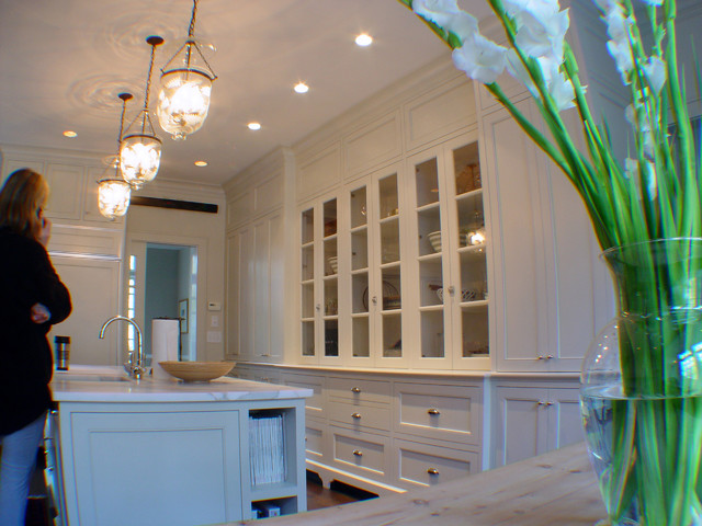 Ansley Park Kitchen traditional-kitchen