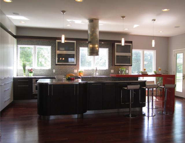 Ante Bellum Estate Contemporary Kitchen Chicago By
