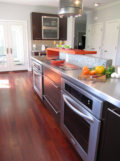 Ante Bellum Estate Contemporary Kitchen Chicago By West Side Lumber Ace Kitchen Bath