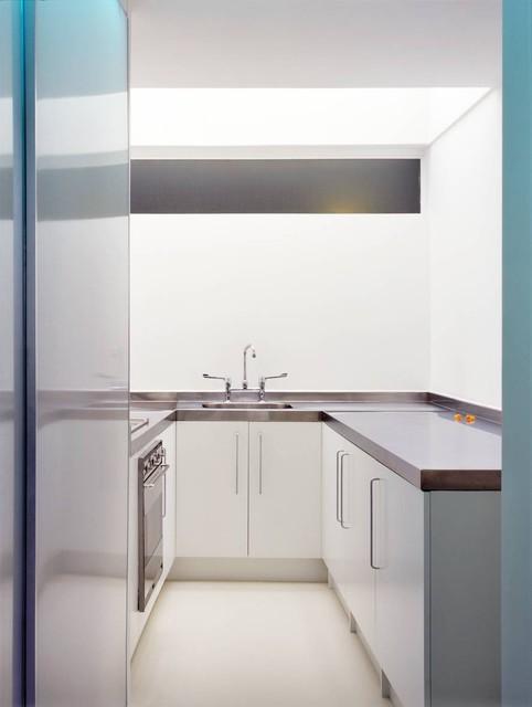 Apartment Barbican modern-kitchen