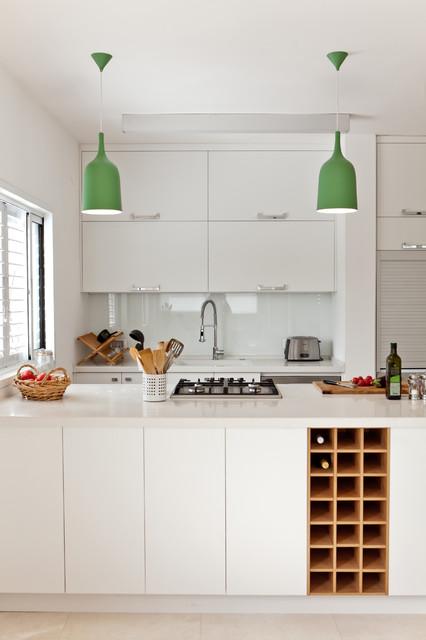 interior kitchen the home tel aviv design | Apartment - Hadar Yosef ,Tel Aviv - Modern - Kitchen - tel ...