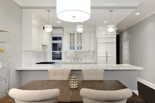 Dressed In White 5 White Kitchens In Nyc Tracy 39 S New York Life