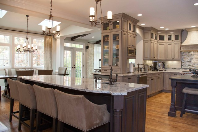 Apex Remodel And Furnishings Traditional Kitchen