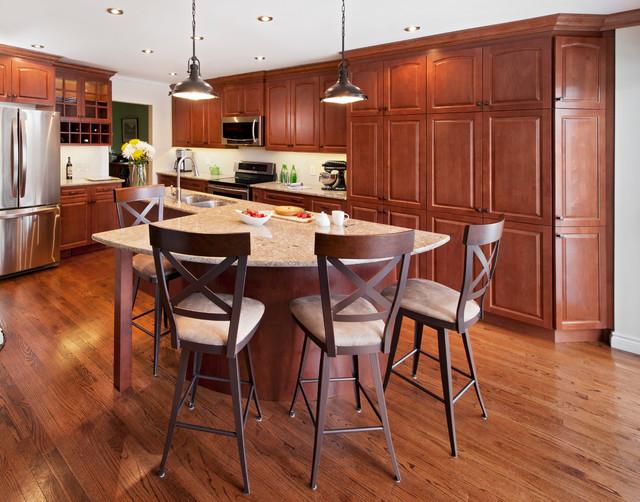 Appaloosa kitchen traditional kitchen ottawa by for Kitchen cabinets ottawa