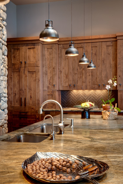 Apple Farm rustic-kitchen