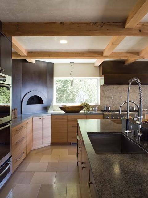 Applegate Tran Interiors contemporary-kitchen