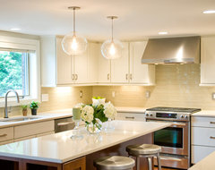 Applewood West Residence transitional-kitchen