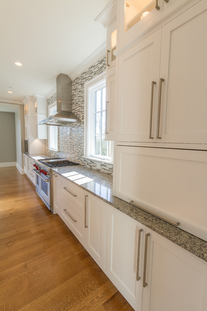 Appliance Garage Traditional Kitchen Dc Metro By