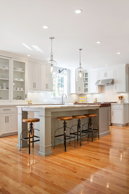 April 39 S Kitchen Traditional Kitchen Boston By New England Design Works