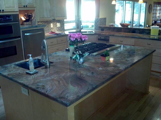 Aptos Kitchen Remodel modern-kitchen