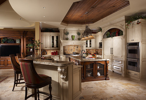 Most Beautiful Houses Interior Design Kitchen : Wow, might be the most beautiful kitchen Ive seen.