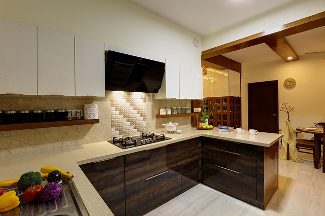 Laminate Is Best For Kitchen Cabinets, Best Kitchen Cabinet Brands In India