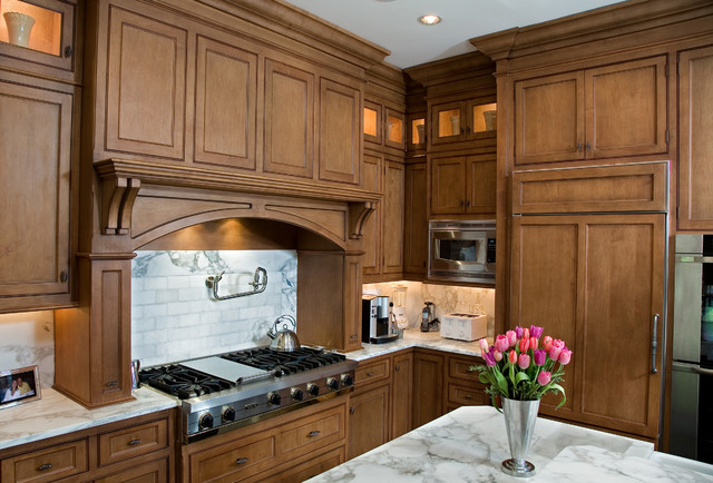 Arbor Rose, Greenwich CT - traditional - kitchen - new york - by