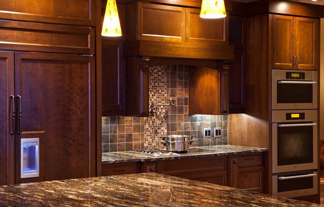 Arbutus Rock contemporary-kitchen