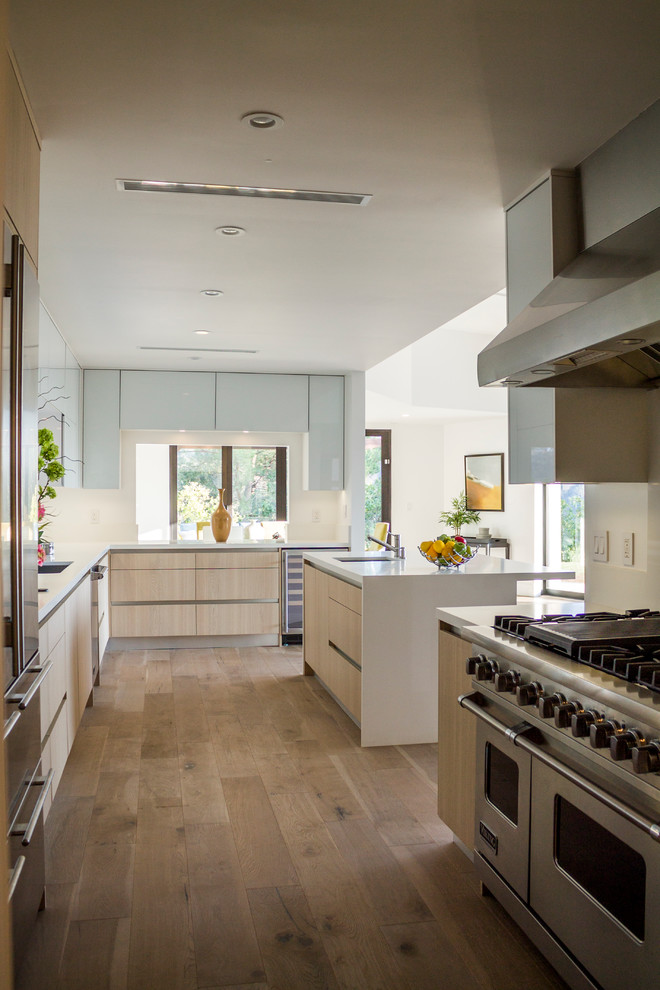 Arby Drive - Midcentury - Kitchen - Los Angeles - by Stout ...