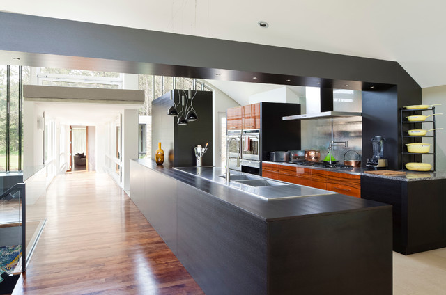 modern kitchen by William Roy Designer Kitchens