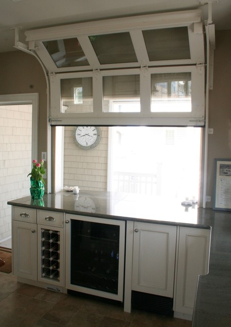 Architectural details traditional kitchen