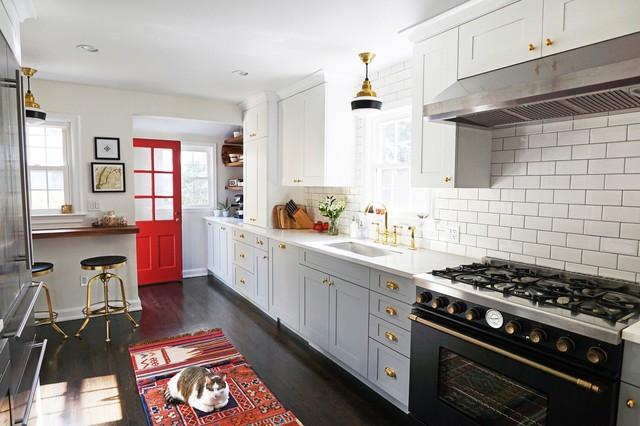 Architectural Digest Editor\'s Kitchen Transformation ...