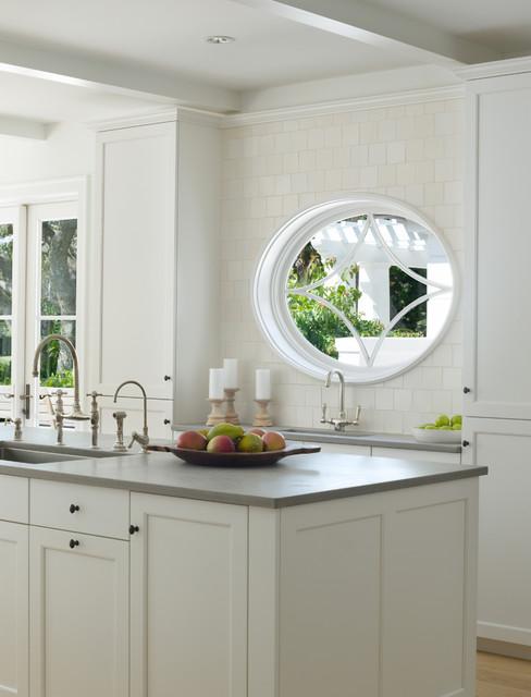 Architectural firm of Moulton Layne, P.L. tropical-kitchen