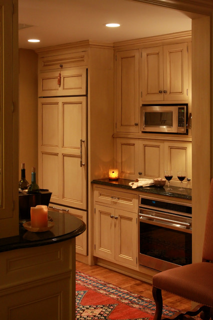 Architectural Integrity traditional-kitchen