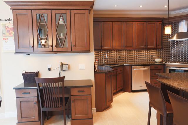 Architectural Interior Photography for Dalton Distinctive Design contemporary-kitchen