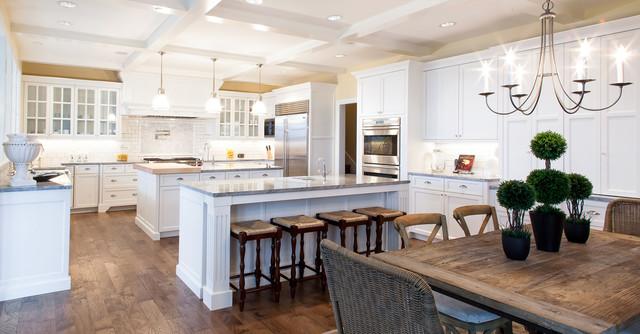 Architectural Portfolio traditional-kitchen