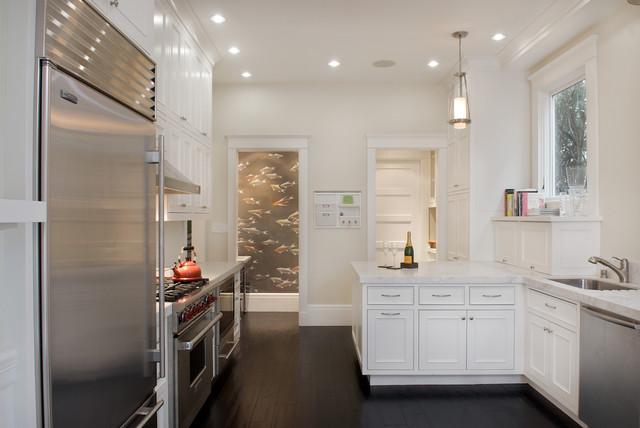 Architecture and Interior Design contemporary-kitchen