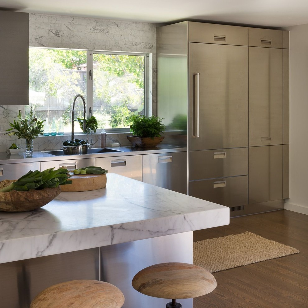Arclinea Kitchen Marin County Modern Kitchen San Francisco By Wpa San Francisco Houzz Uk
