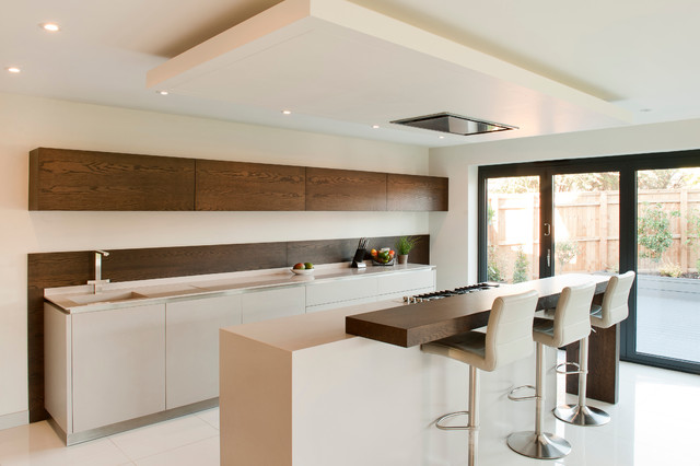Ardleigh Colchester Essex Contemporary Kitchen Essex By En Masse Bespoke