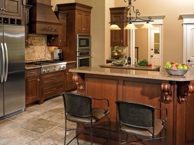 Ardmore PA Kitchen traditional-kitchen