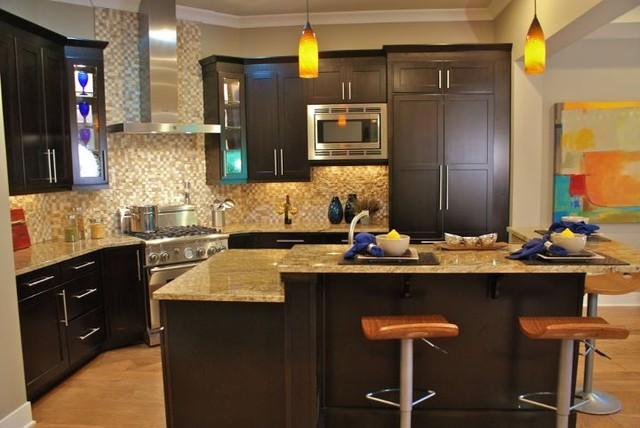 Ardwyn Kitchen Contemporary Kitchen Cincinnati By Designs On Madison