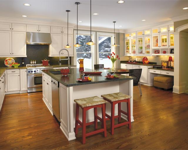 aristokraft cabinetry traditional kitchen - Great Kitchen