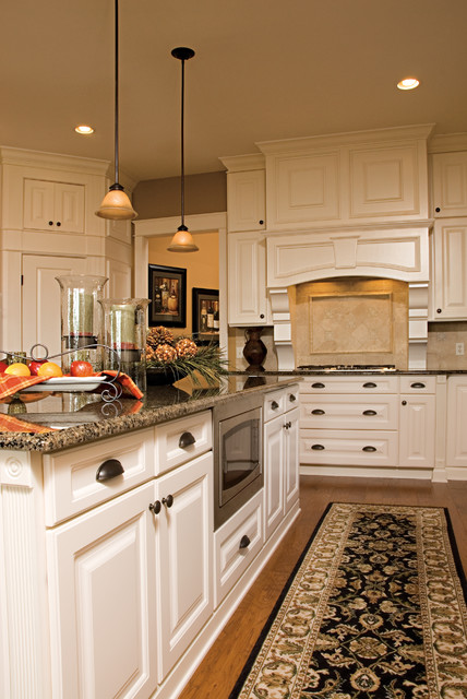 Aristokraft Cabinetry - Traditional - Kitchen ...