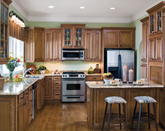 Aristokraft Cabinetry traditional kitchen