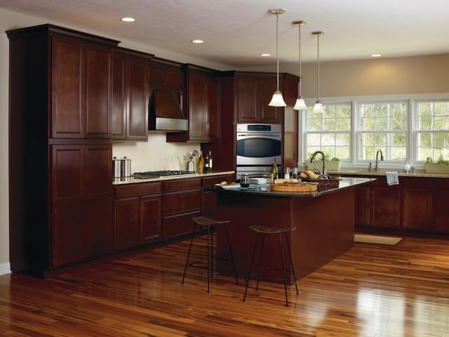 Aristokraft Landen Kitchen Cabinets Traditional Kitchen