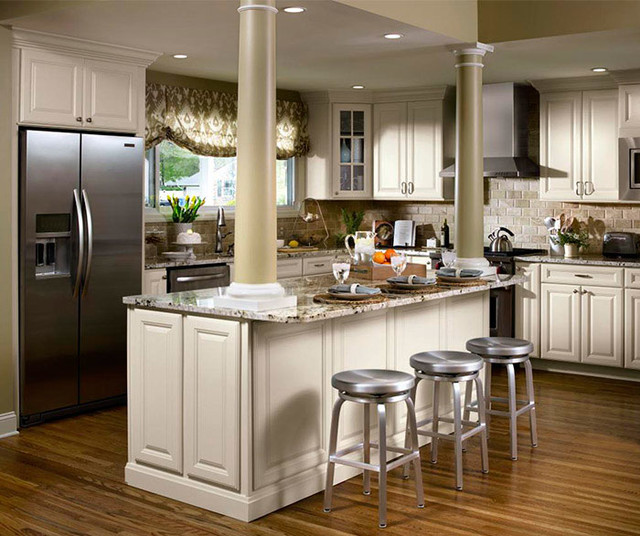 aristokraft cabinets kitchen other metro by the