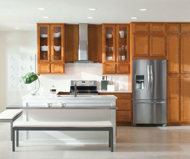 Aristokraft cabinets kitchen dallas by the floor for Aristocraft kitchen cabinets