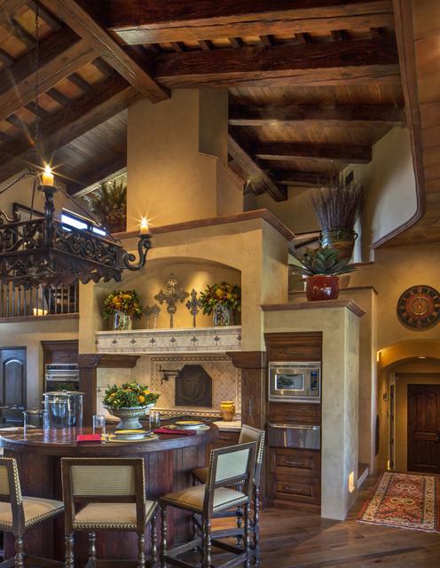 Arizona Tuscan Southwestern Living Room Phoenix By