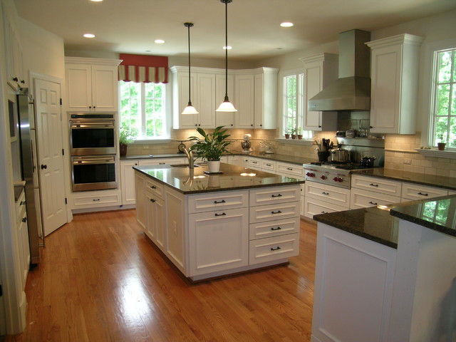 Arlington 4 Traditional Kitchen Dc Metro By