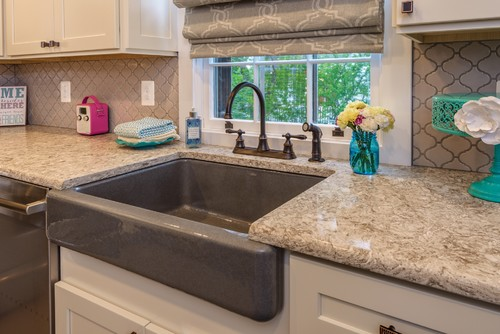 Foster Remodeling | Kitchen Remodeling | Colorful Kitchen