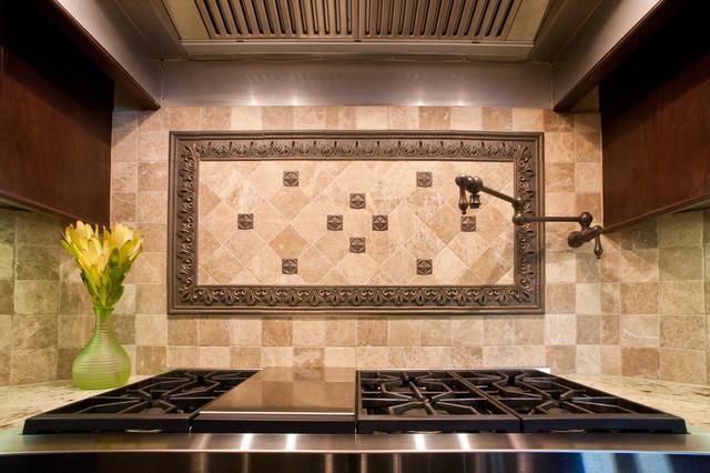Arlington Indian Springs Estates Kitchen Traditional Kitchen