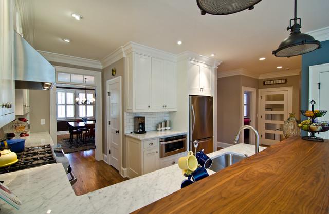 Arlington modern-kitchen