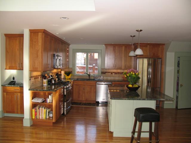 Arlington,Ma traditional-kitchen