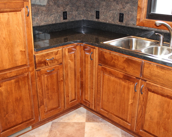 Corner Base Cabinet Home Design Ideas, Pictures, Remodel and Decor
