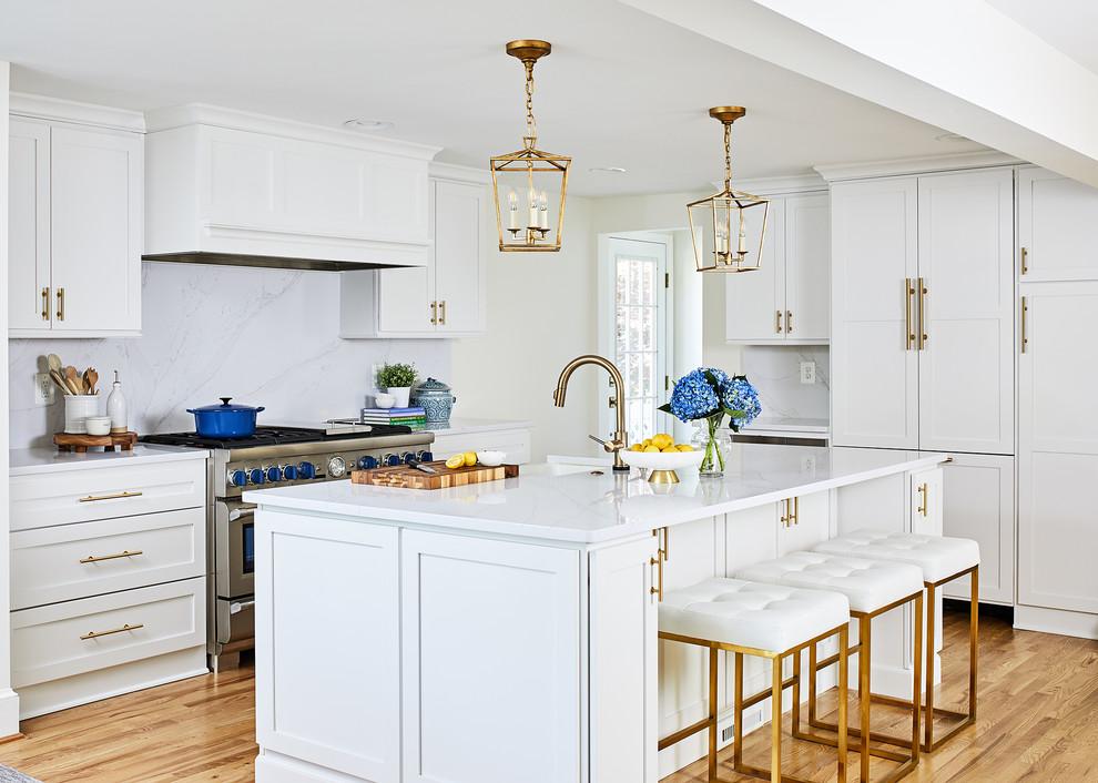 Arlington Va Kitchen Remodel Beach Style Kitchen Dc Metro By Case Design Remodeling Inc