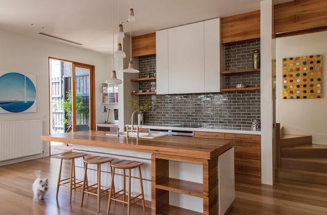 armadale house kitchen contemporain cuisine melbourne par the english tapware company. Black Bedroom Furniture Sets. Home Design Ideas