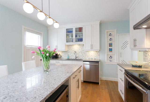 ArmCrescent West Beach Style Kitchen