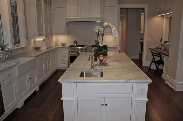 Armonk, NY traditional kitchen
