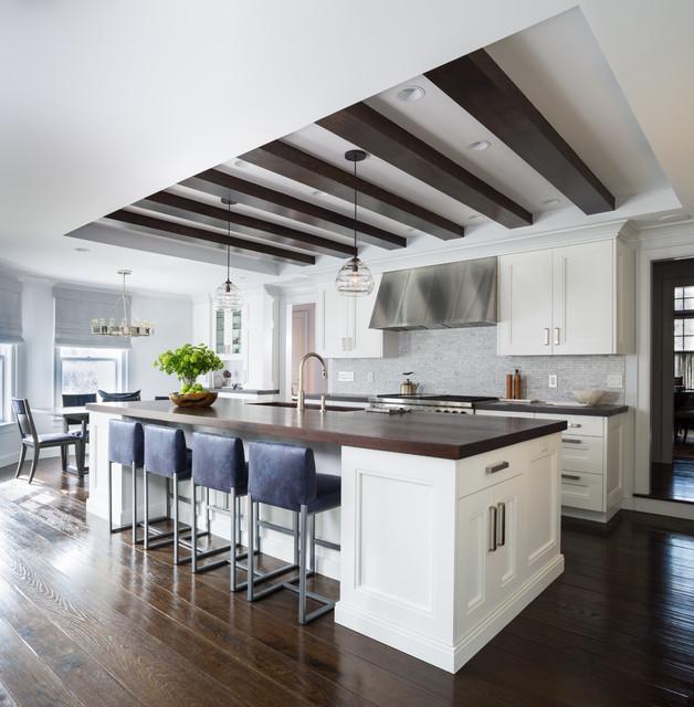 Kitchen Design York: Armonk Residence