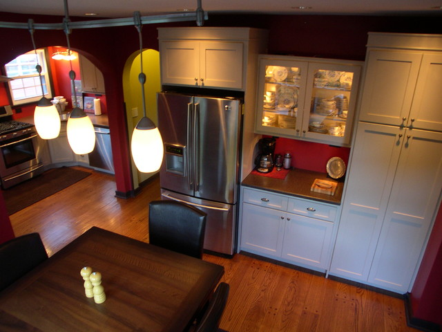 ... Kitchen Remodel - Eclectic - Kitchen - other metro - by PSI, Lowes